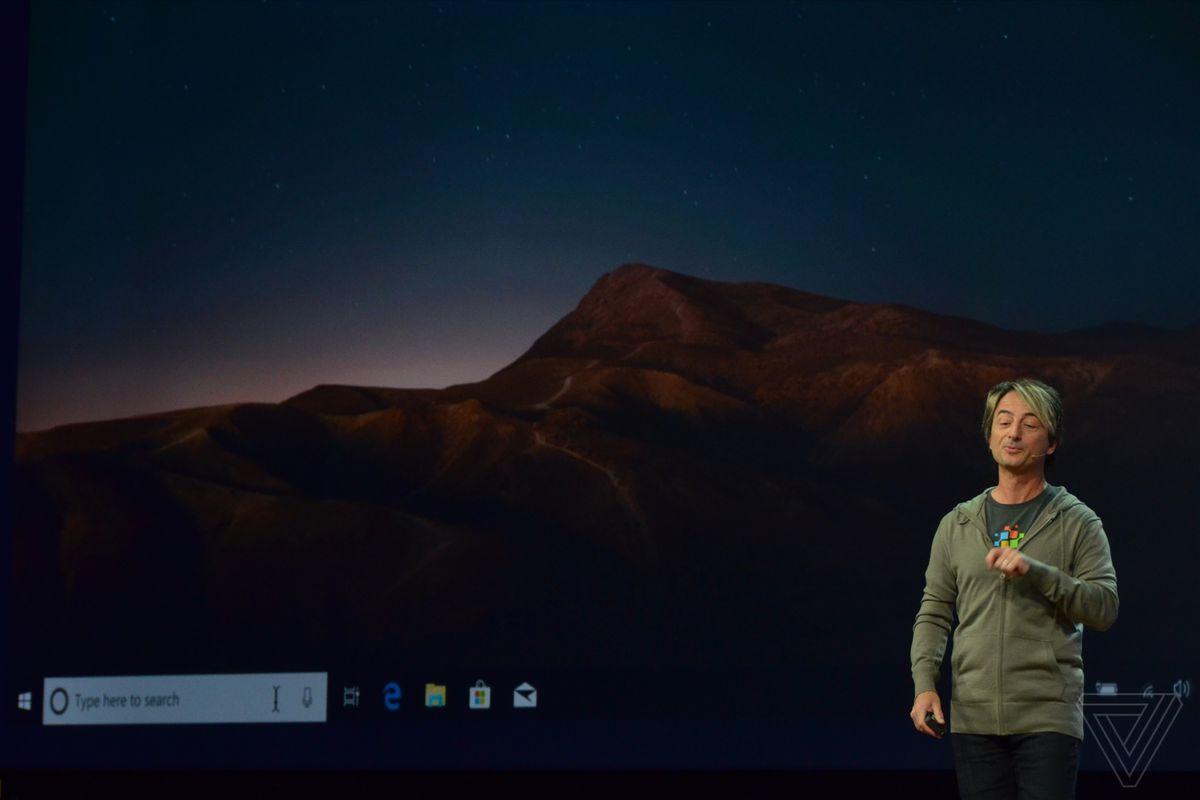 Microsoft's Joe Belfiore on the future of Windows and
