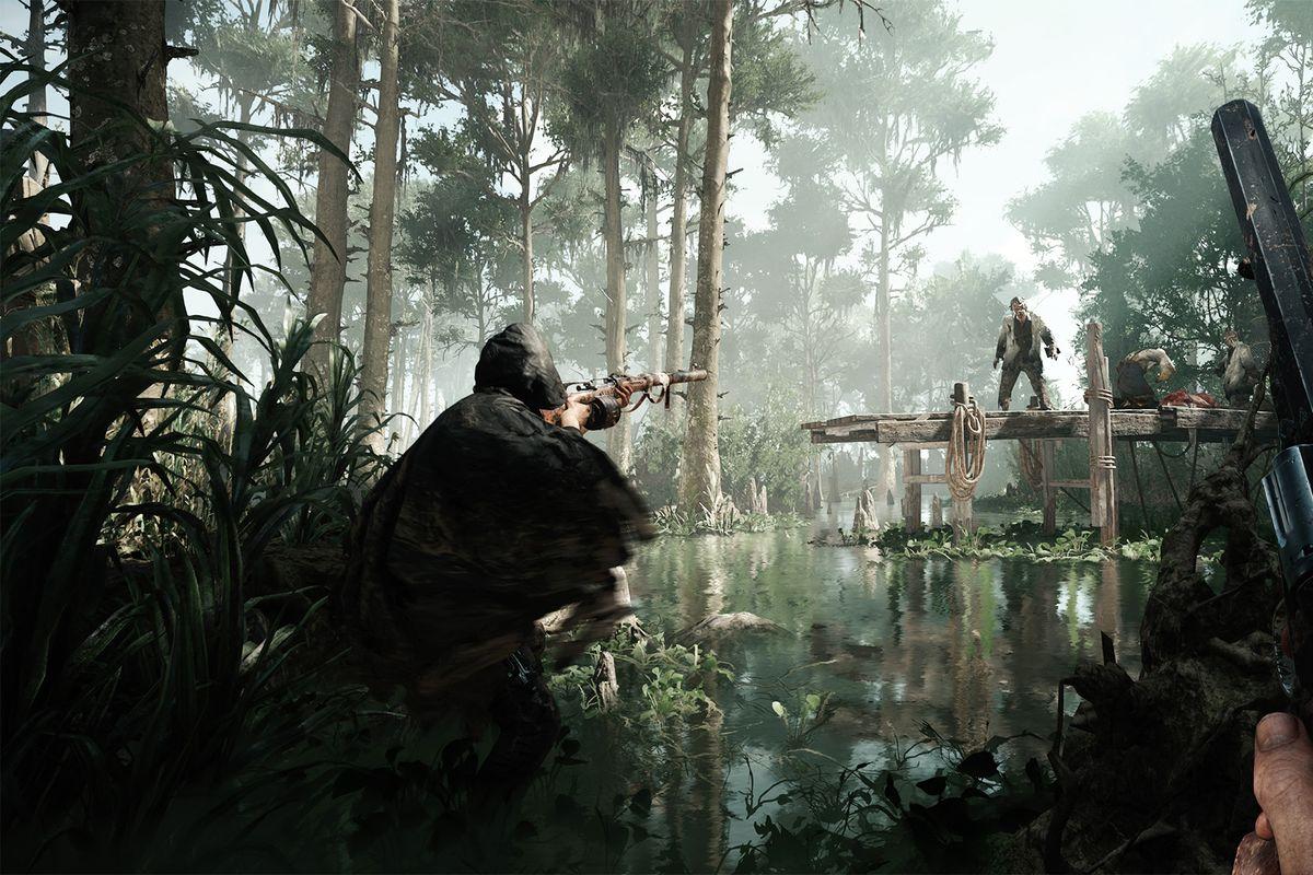 Hunt: Showdown coming to Xbox One - Polygon