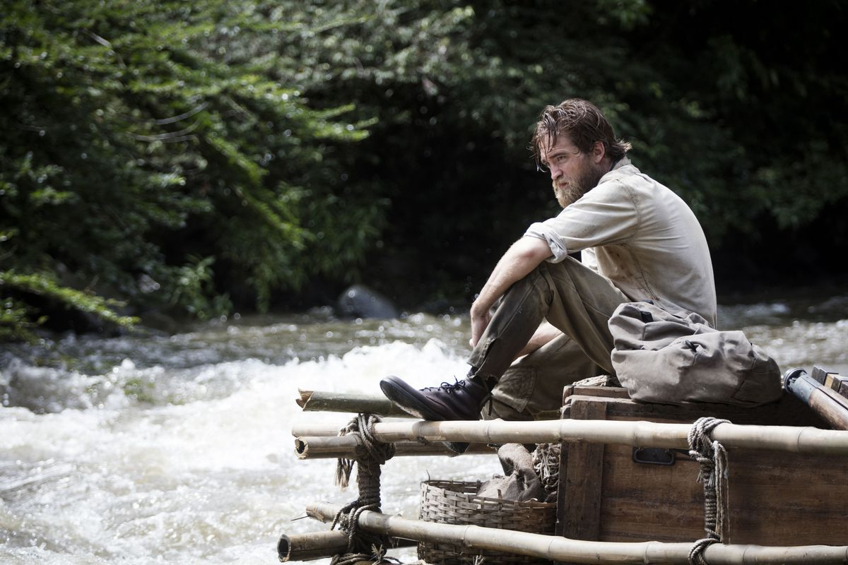 Robert Pattinson in The Lost City of Z