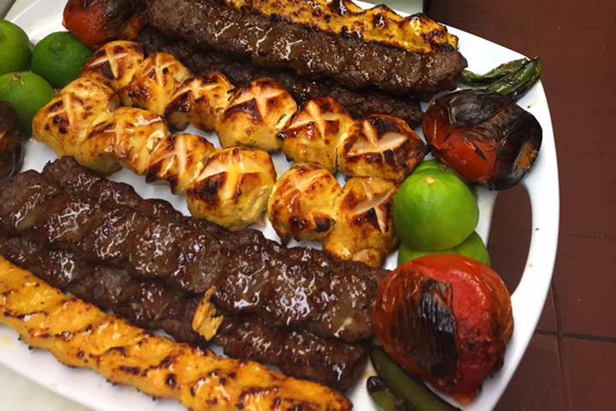 Hafez Persian Cuisine Expands To Chinatown Eater Vegas