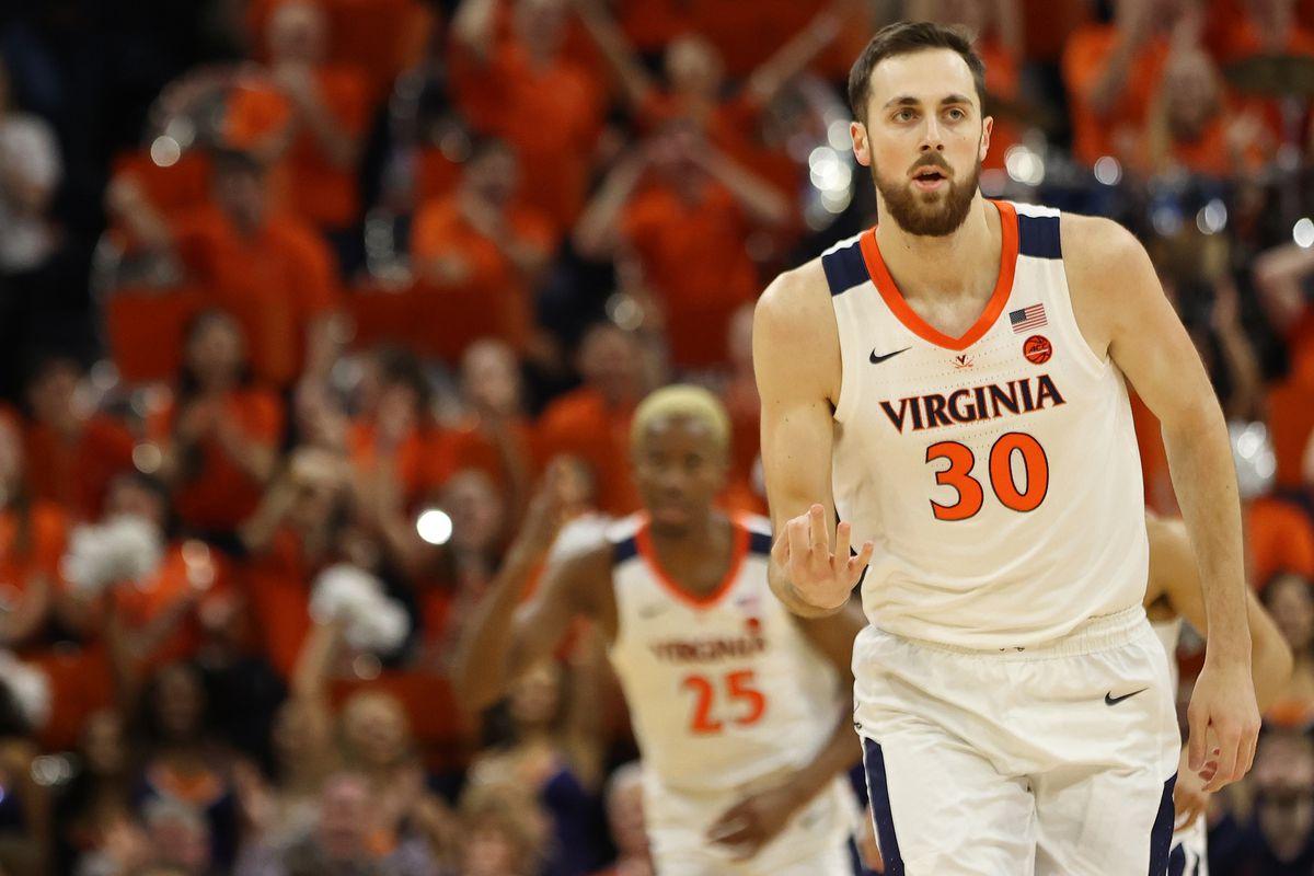 NCAA Basketball: Boston College at Virginia