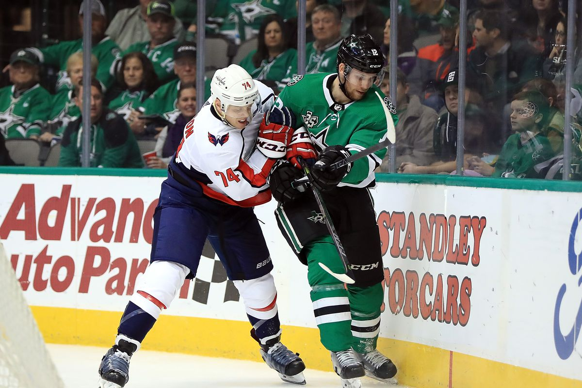 Capitals vs. Stars  Game 40 of 82 - Japers  Rink 63ae42f77400