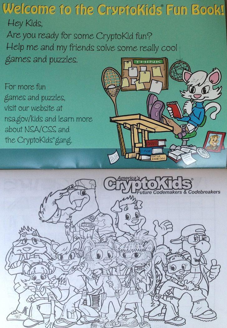 nsa-coloring-book