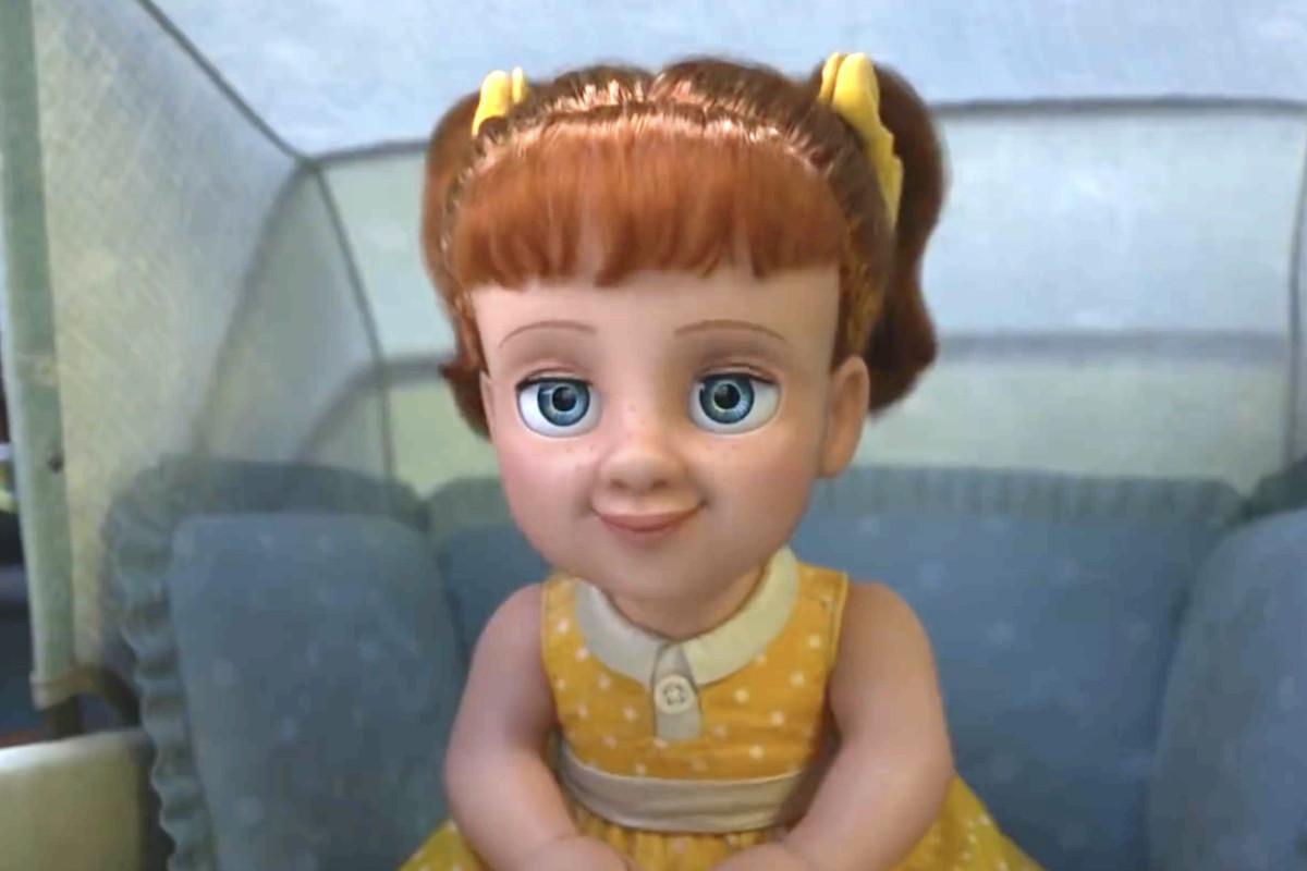 Toy Story 4's villain: a creepy doll who controls