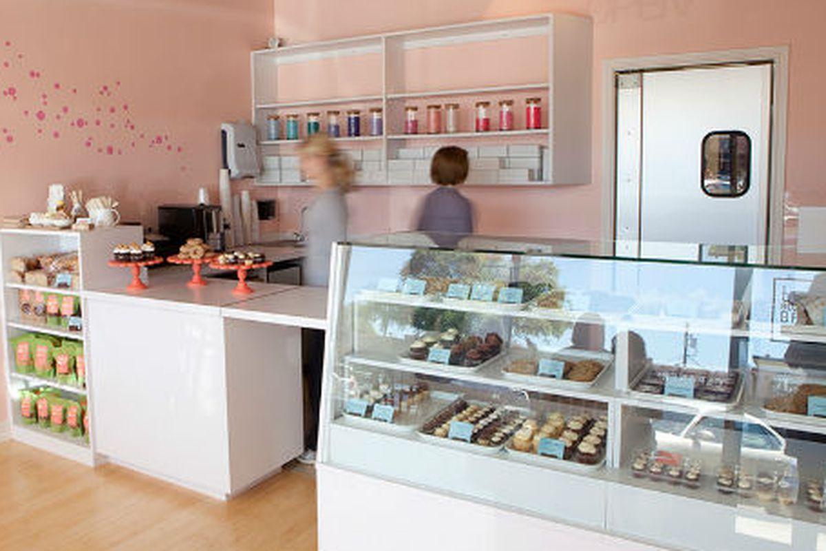 Tu-Lu's Gluten-Free Bakery.