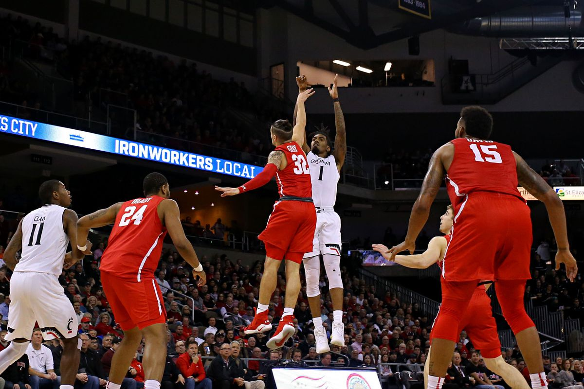 d35ba3d41 5 Cincinnati Bearcats at Houston Cougars