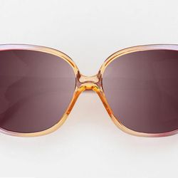 """<b>Urban Outfitters</b> Wide '70s sunglasses, <a href=""""http://www.urbanoutfitters.com/urban/catalog/productdetail.jsp?id=23938707&parentid=W_ACC_SUNGLASSES"""">$14</a>"""