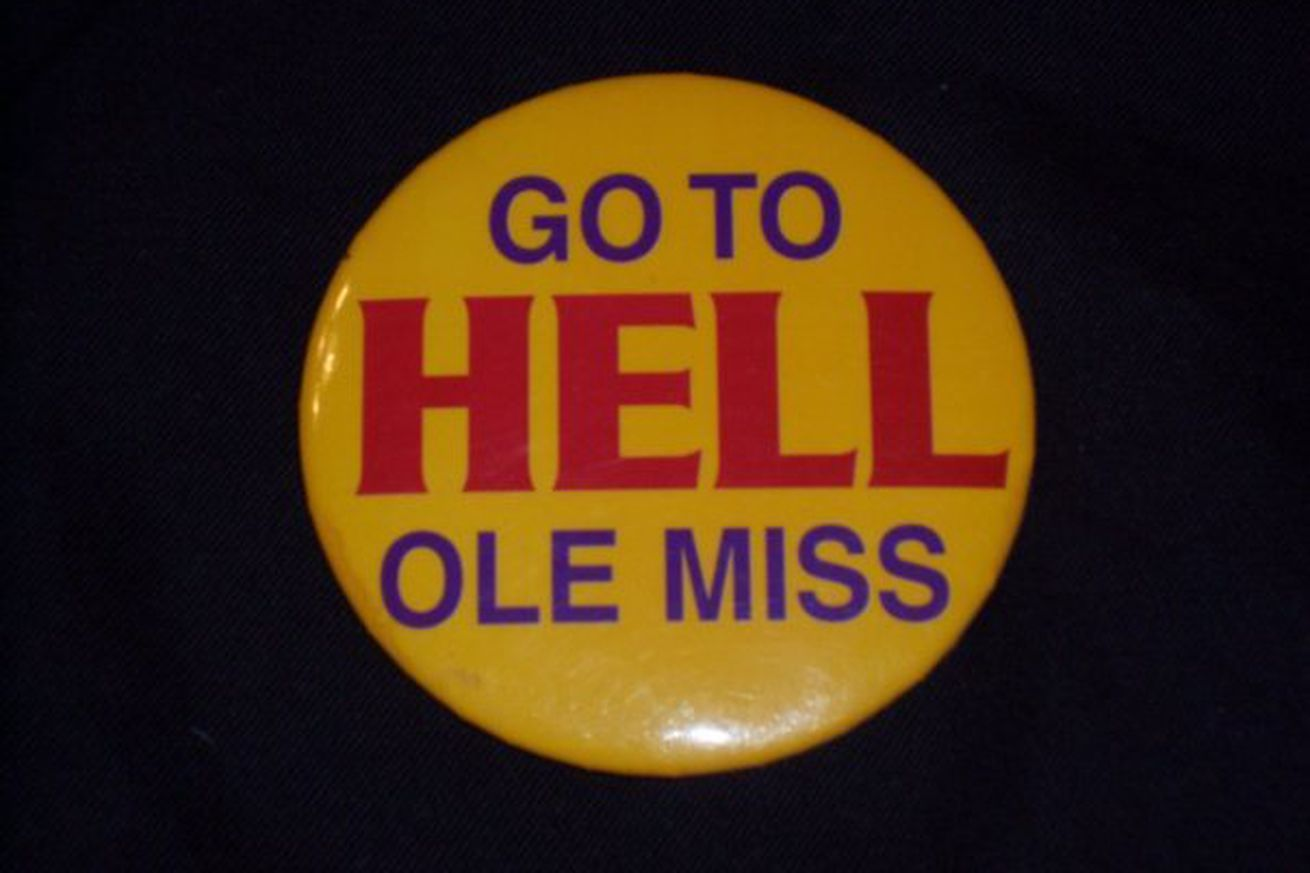 ole miss button