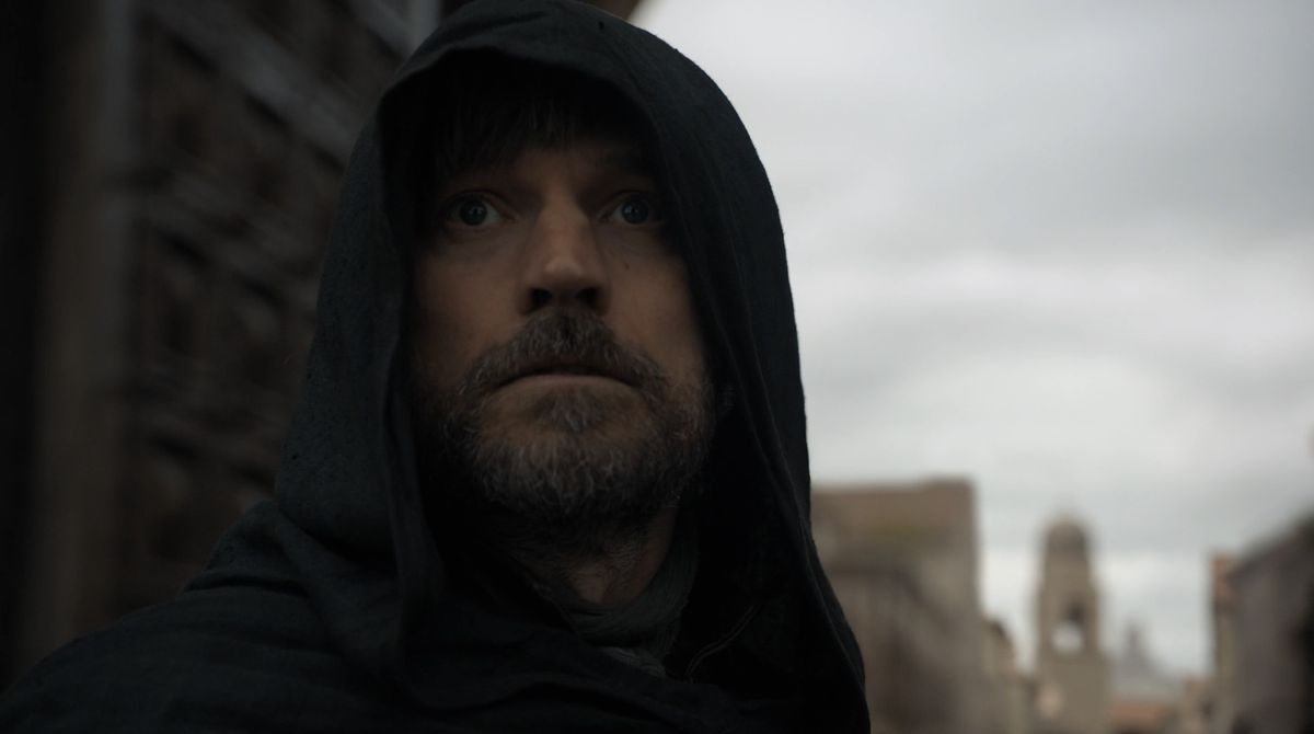 Game of Thrones S08E05 Jaime cloaked