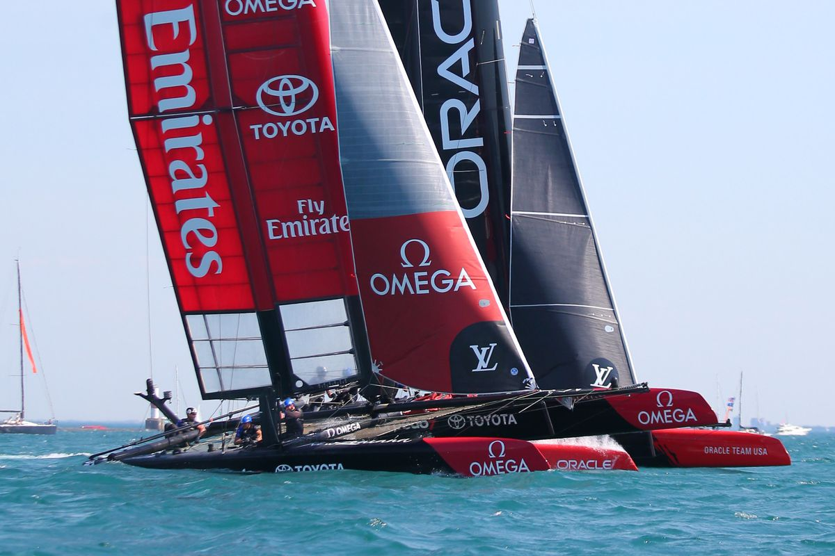 Americas Cup Live