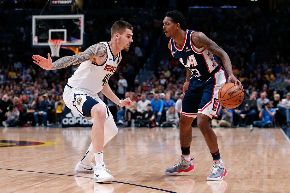 Clippers Stock Watch  Lou Williams is solidifying his Sixth Man of the Year  case da648660b