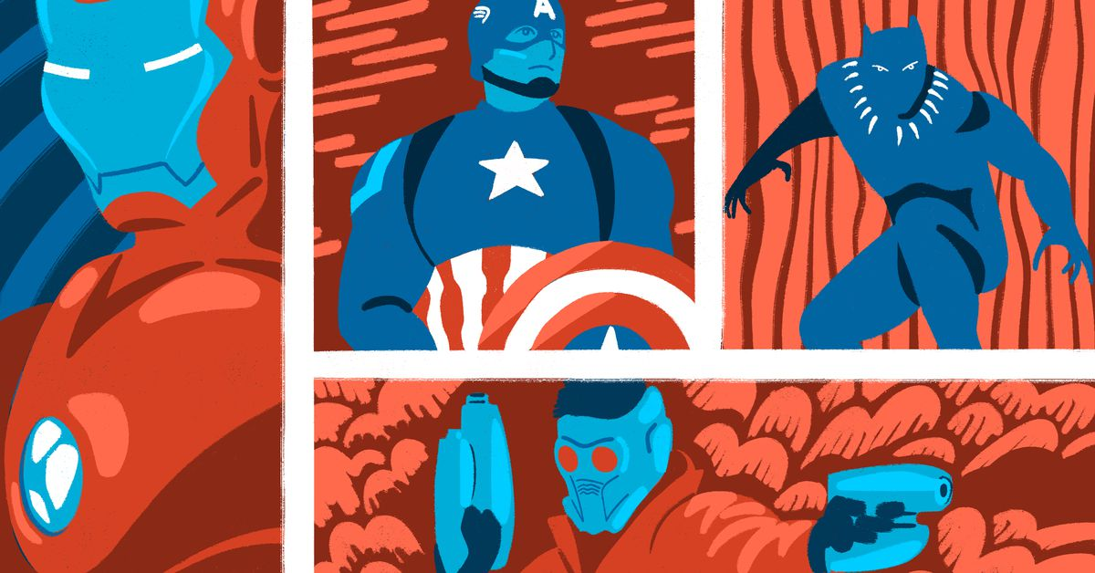 Marvel's Inevitable Takeover Was A Decade In The Making