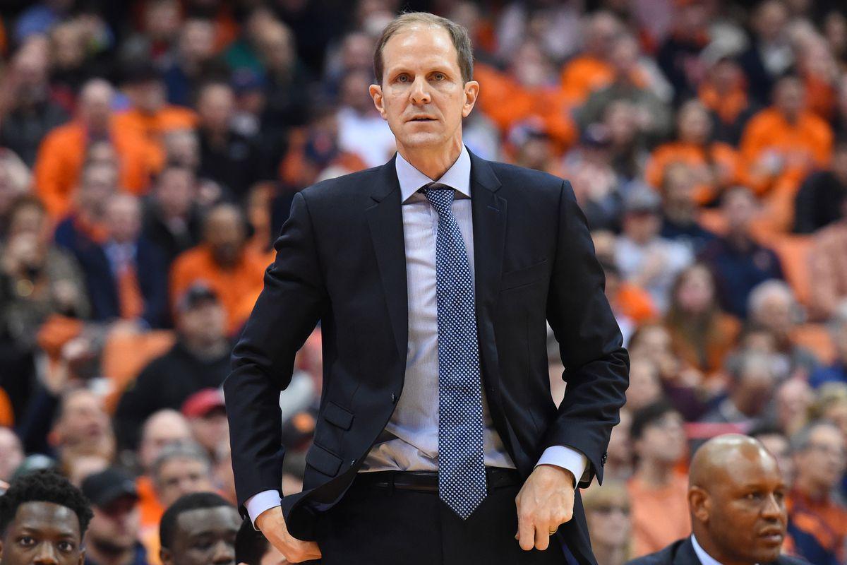 Washington Basketball Will Hire Syracuse Coach In Waiting