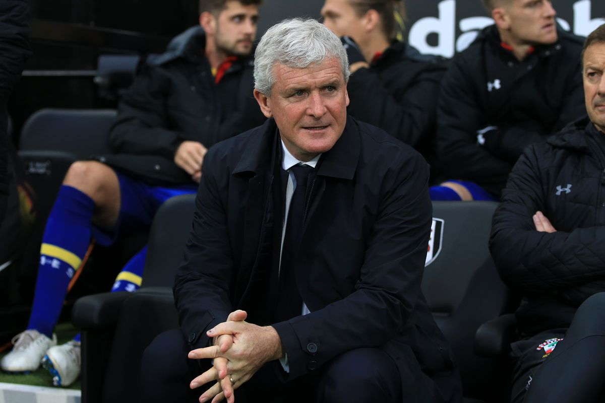 Southampton manager Mark Hughes to avoid sack and be given time to reverse team's form