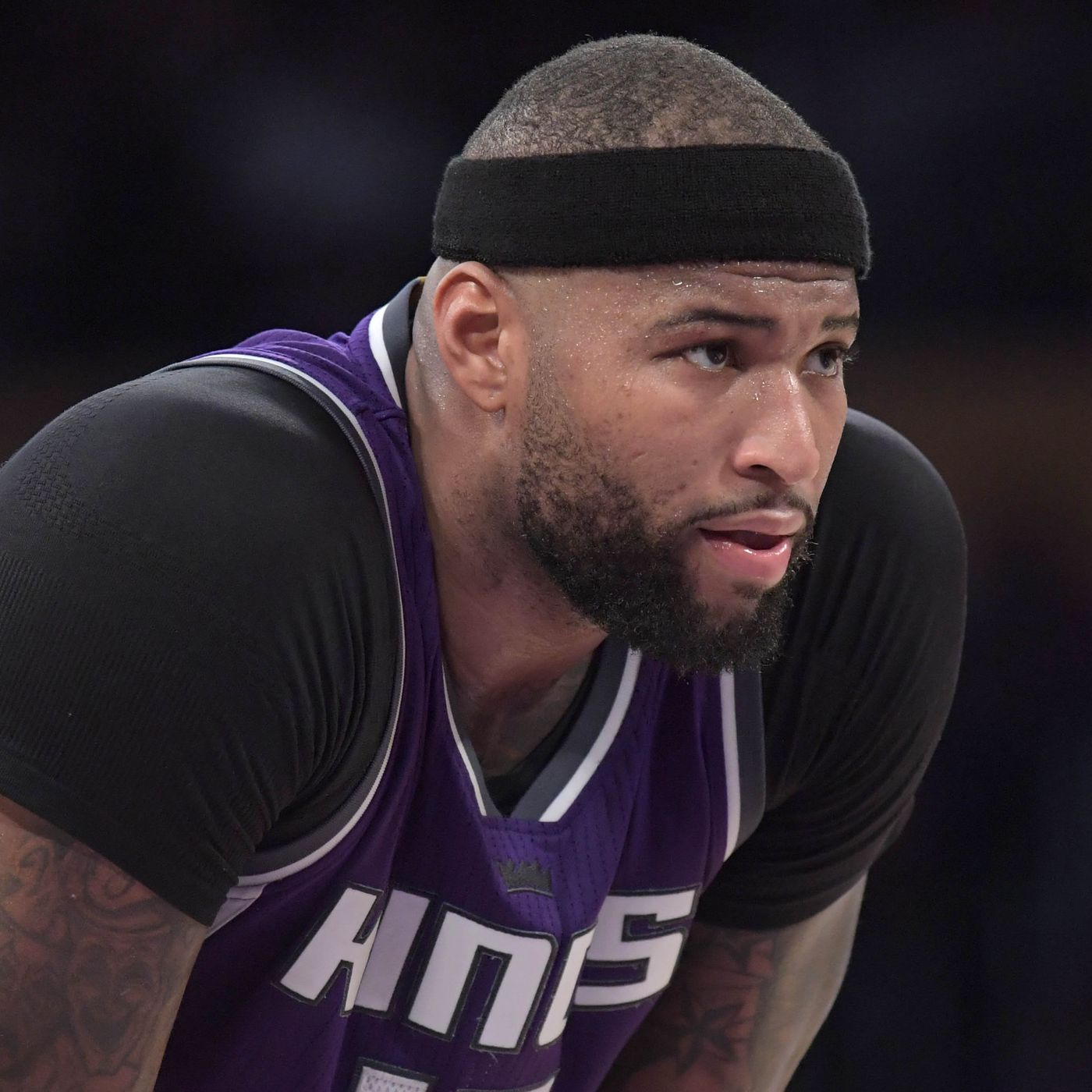 An Anthony Davis and DeMarcus Cousins pairing is not a guarantee of success 70a683b9c