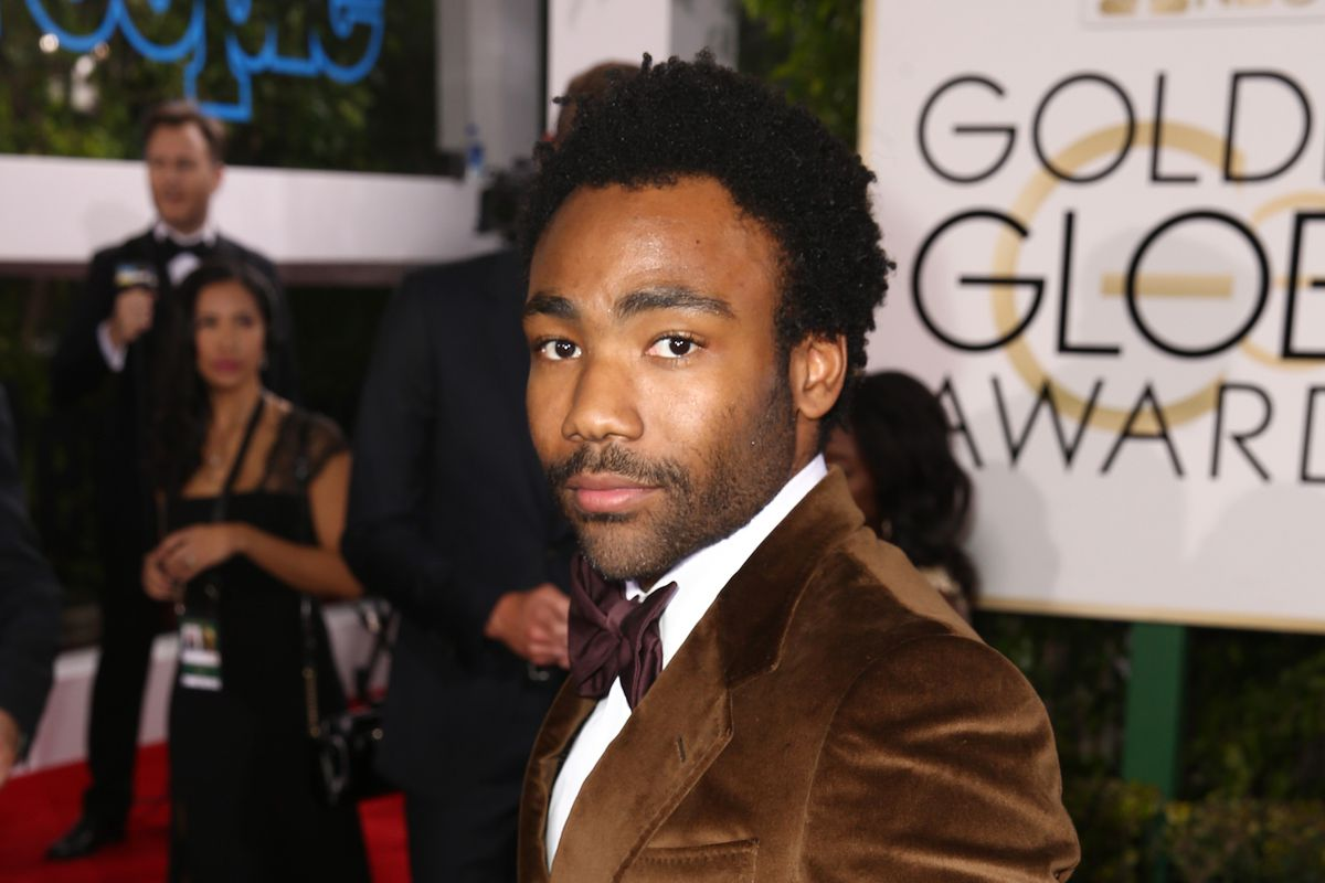 34666bc5c Donald Glover's Stellar Brown Velvet Tux Can (Sorta) Be Yours - Racked
