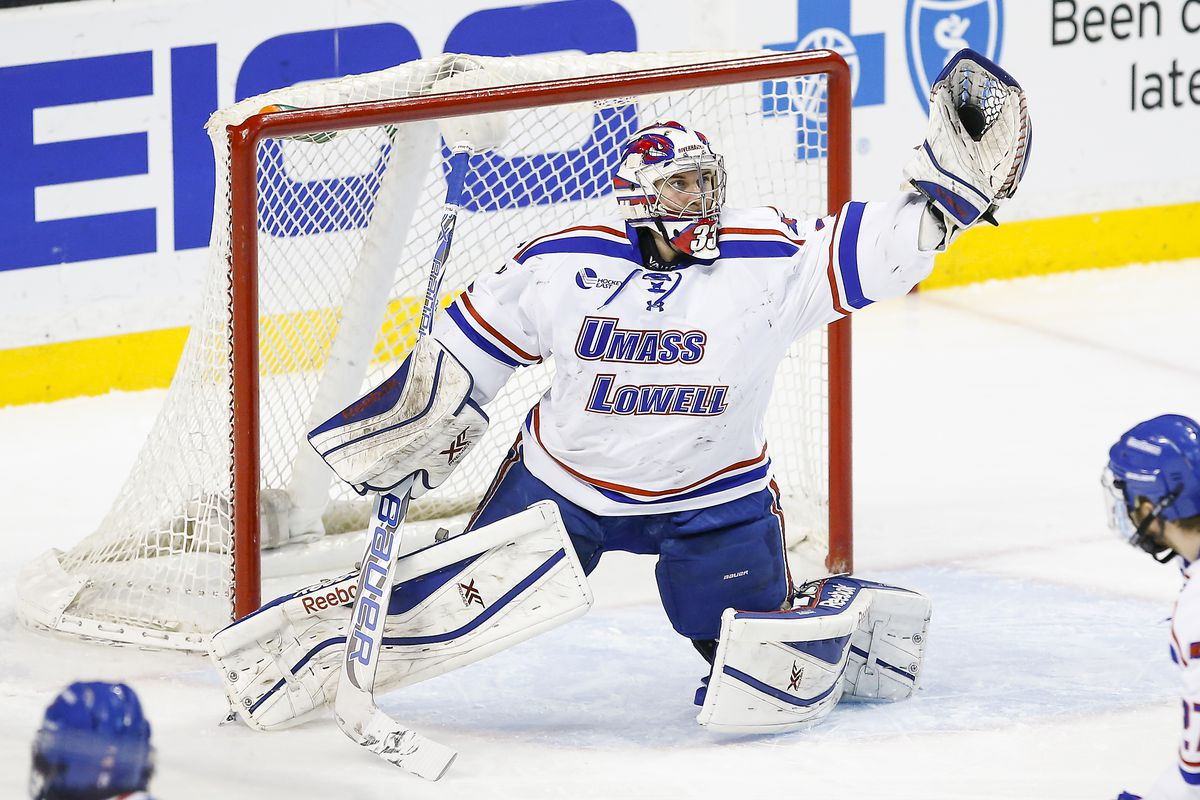UMass Lowell is in the championship game of the Hockey East Tournament for a third straight year.