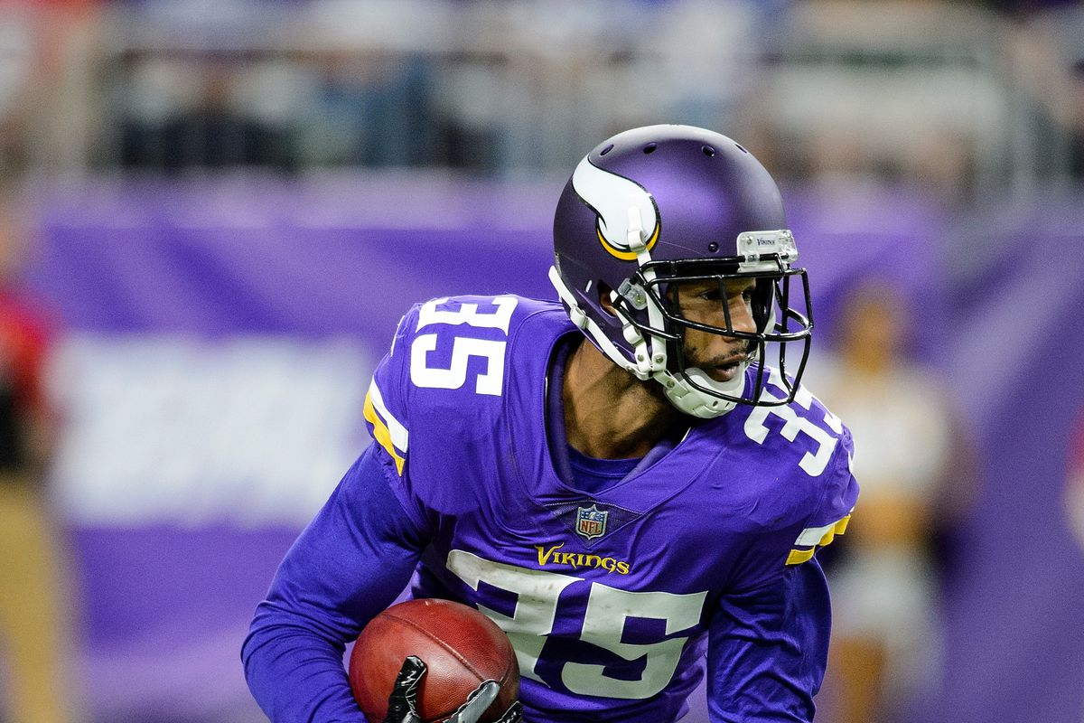 new style a7381 dae1b Minnesota Vikings re-sign Marcus Sherels - Daily Norseman