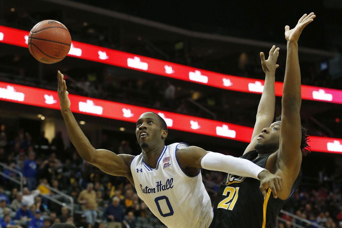 NCAA Basketball: VCU at Seton Hall