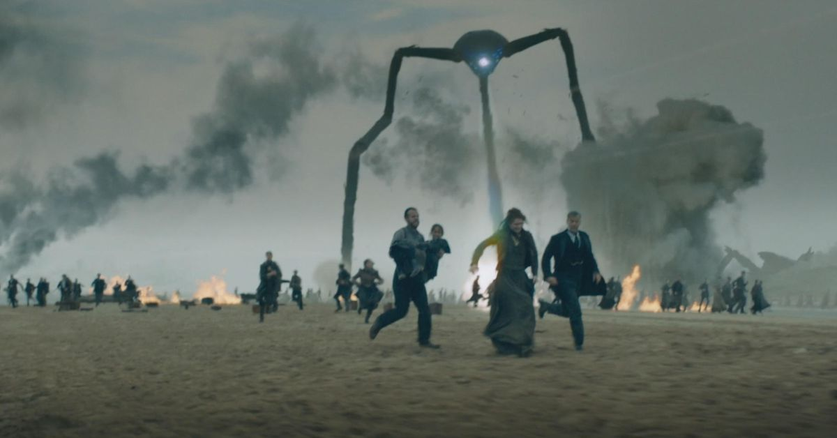 「the war of the worlds 2019」的圖片搜尋結果