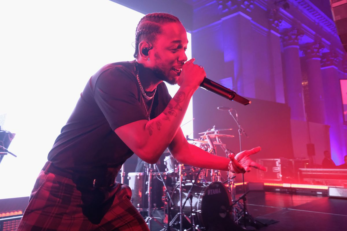 Rap star Kendrick Lamar to perform as part of national championship festivities