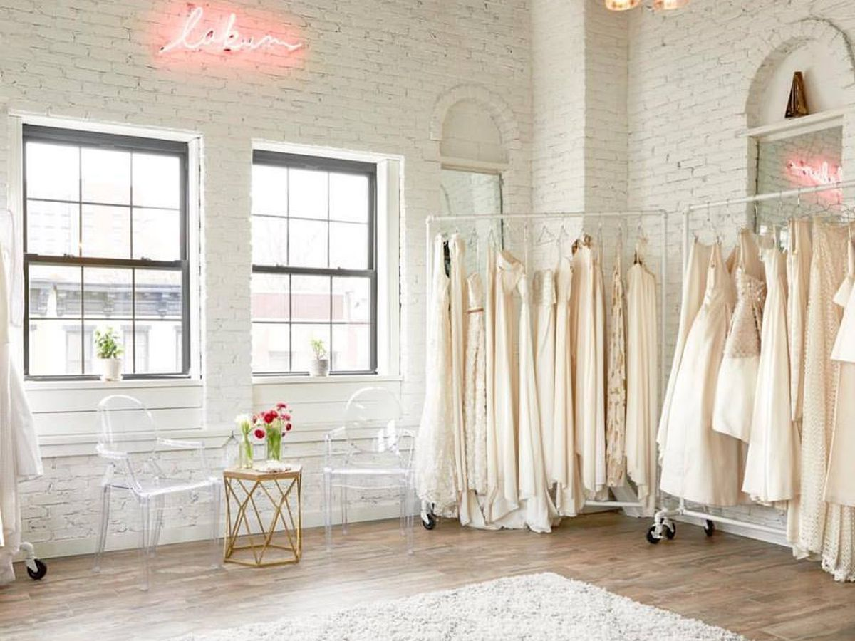 085384b98d8 NYC s Bridal Boutiques