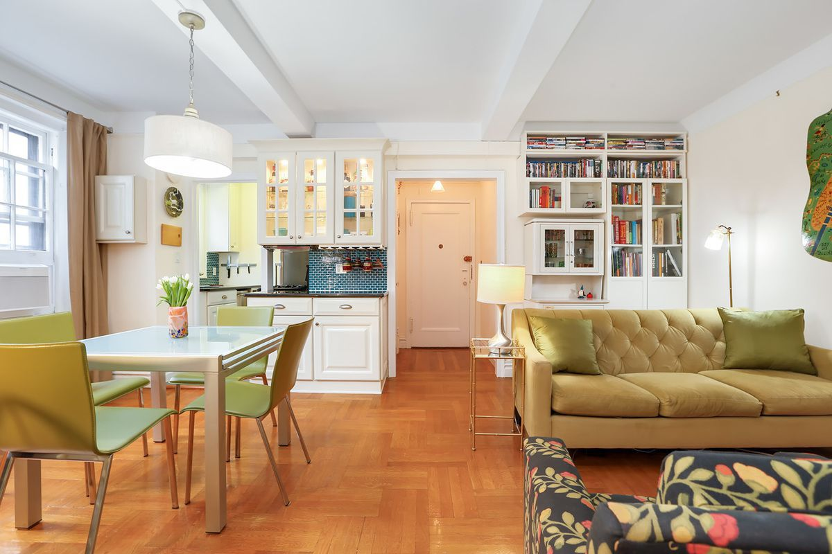 Brooklyn Heights Apartment For Sale Is A Perfect Starter