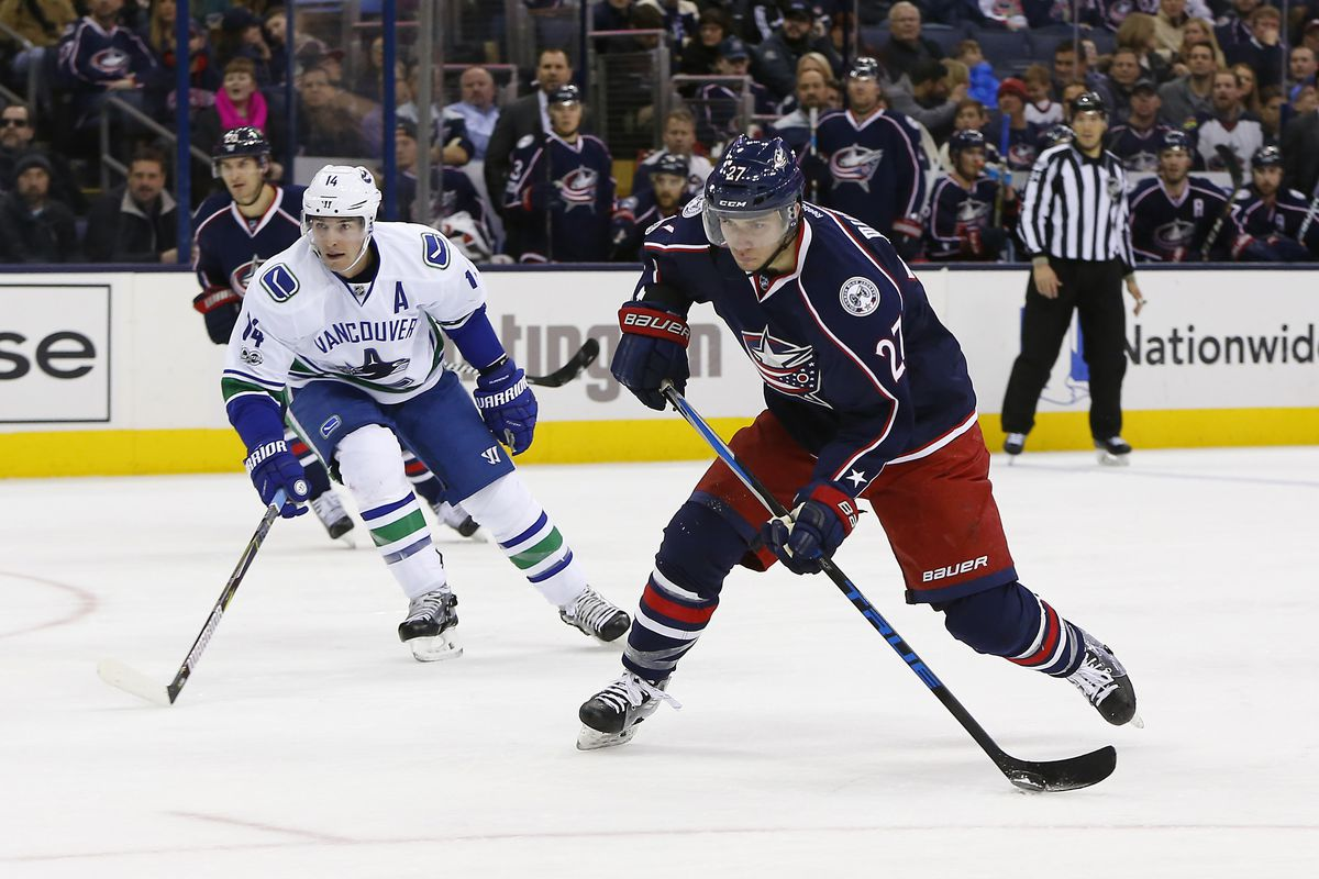2017 Stanley Cup Playoffs: Blue Jackets Injury Update Lists Ryan ...