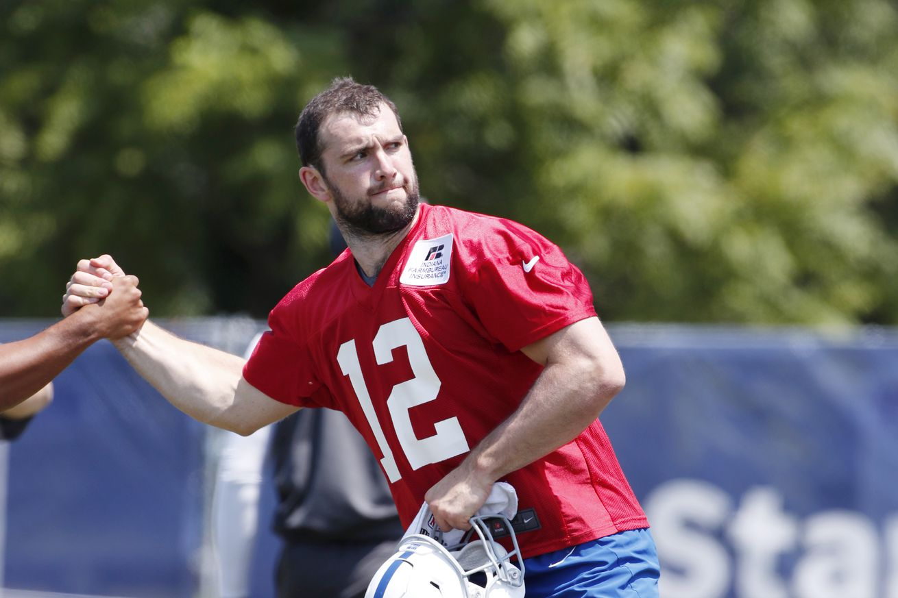Colts News: Injury-prone or just unlucky, what science says about Andrew Luck