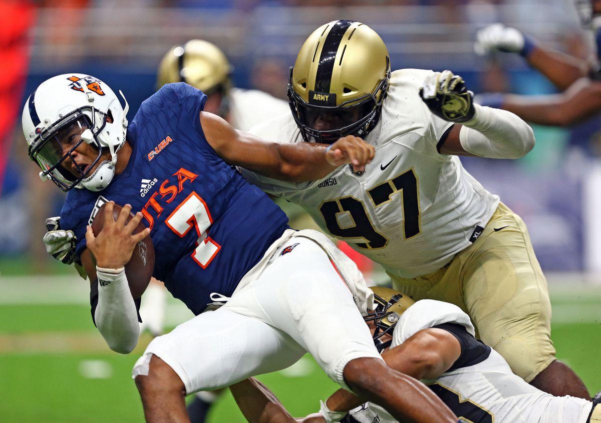 NCAA Football: Army at Texas-San Antonio