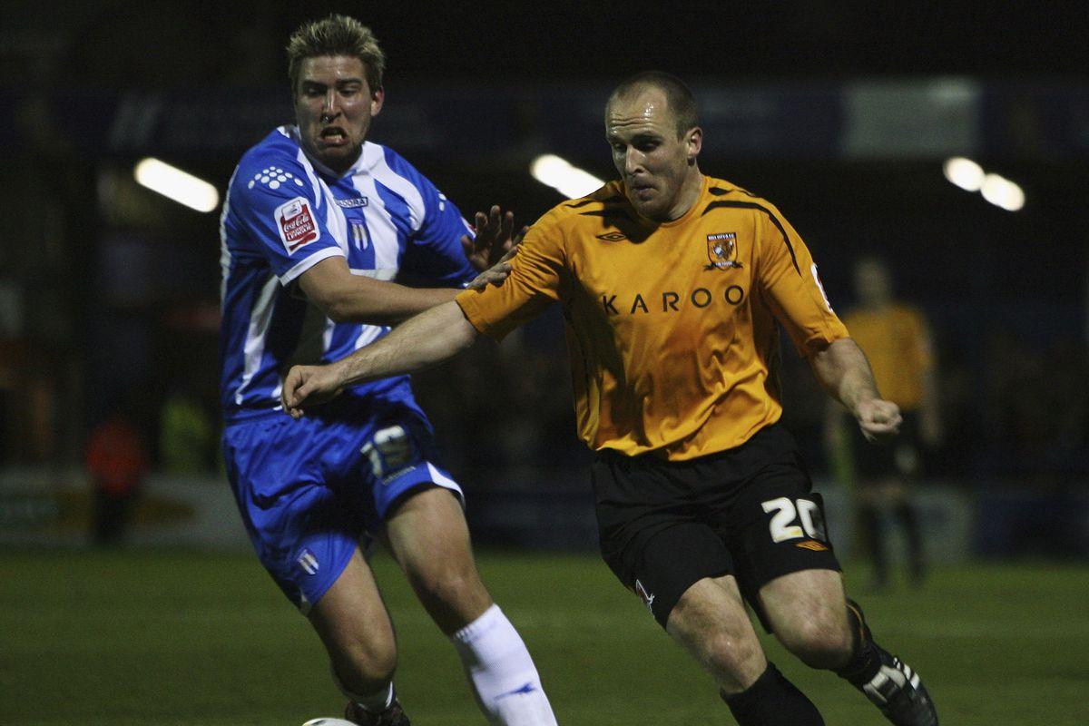 Colchester United v Hull City