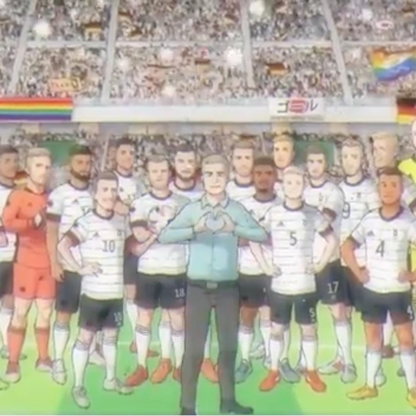 Germany Announces Men S Olympic Football Roster Bavarian Football Works