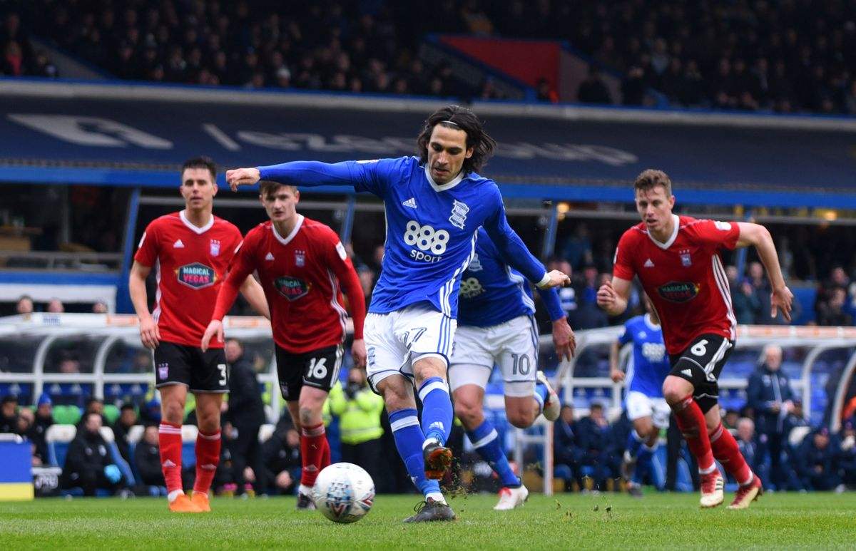 Birmingham City v Ipswich Town - Sky Bet Championship