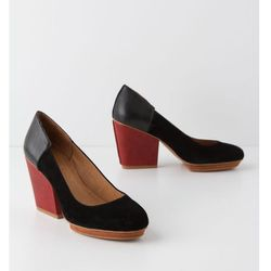 """<b>Schuler & Sons</b> Noore Heel, <a href=""""http://www.anthropologie.com/anthro/product/shoes-heels/26355487.jsp#"""">$178</a> at Anthropologie"""