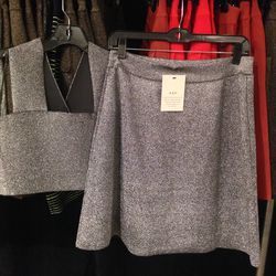 Top $99, and skirt, $149