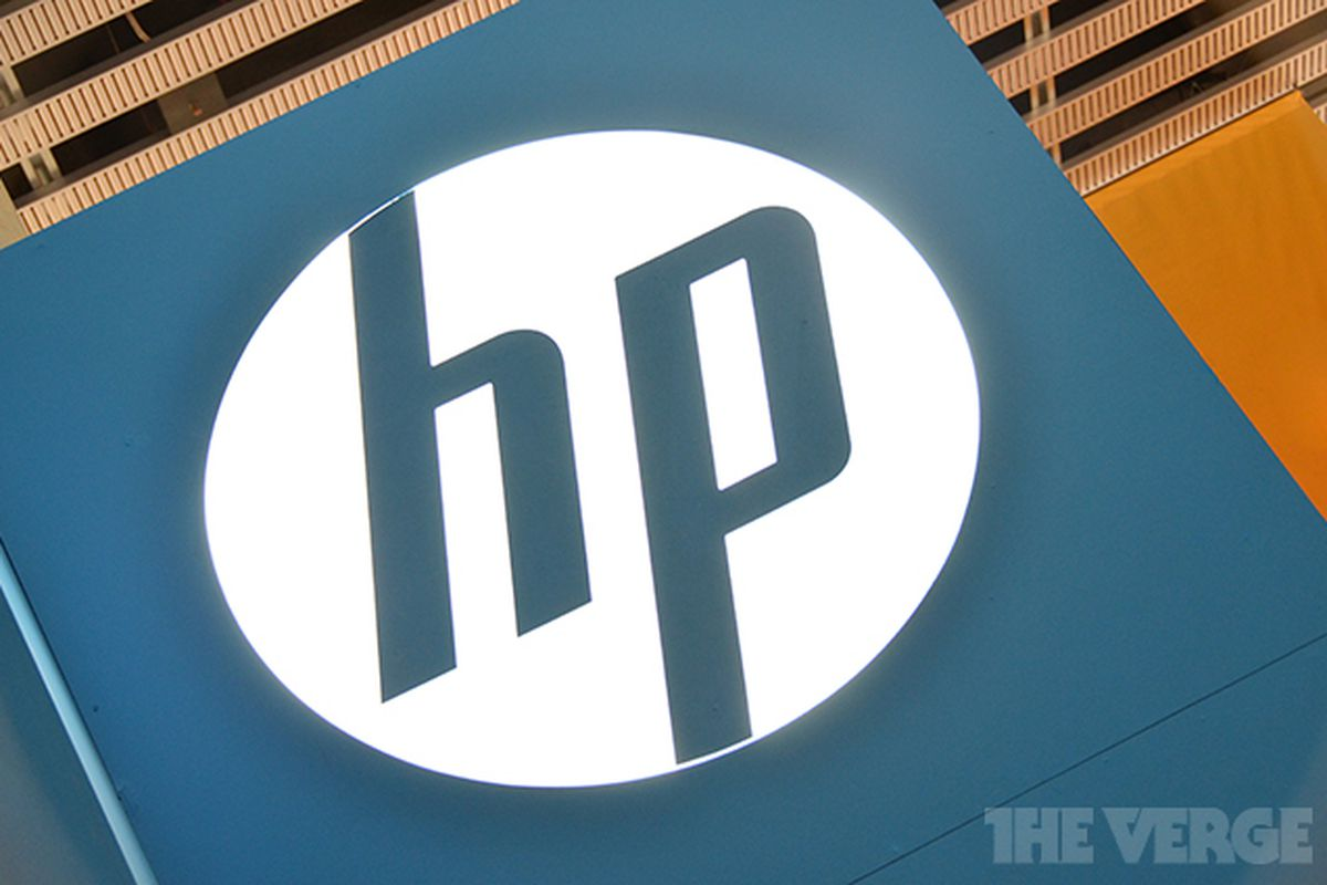 Hp Announces Plan To Split In Two The Verge