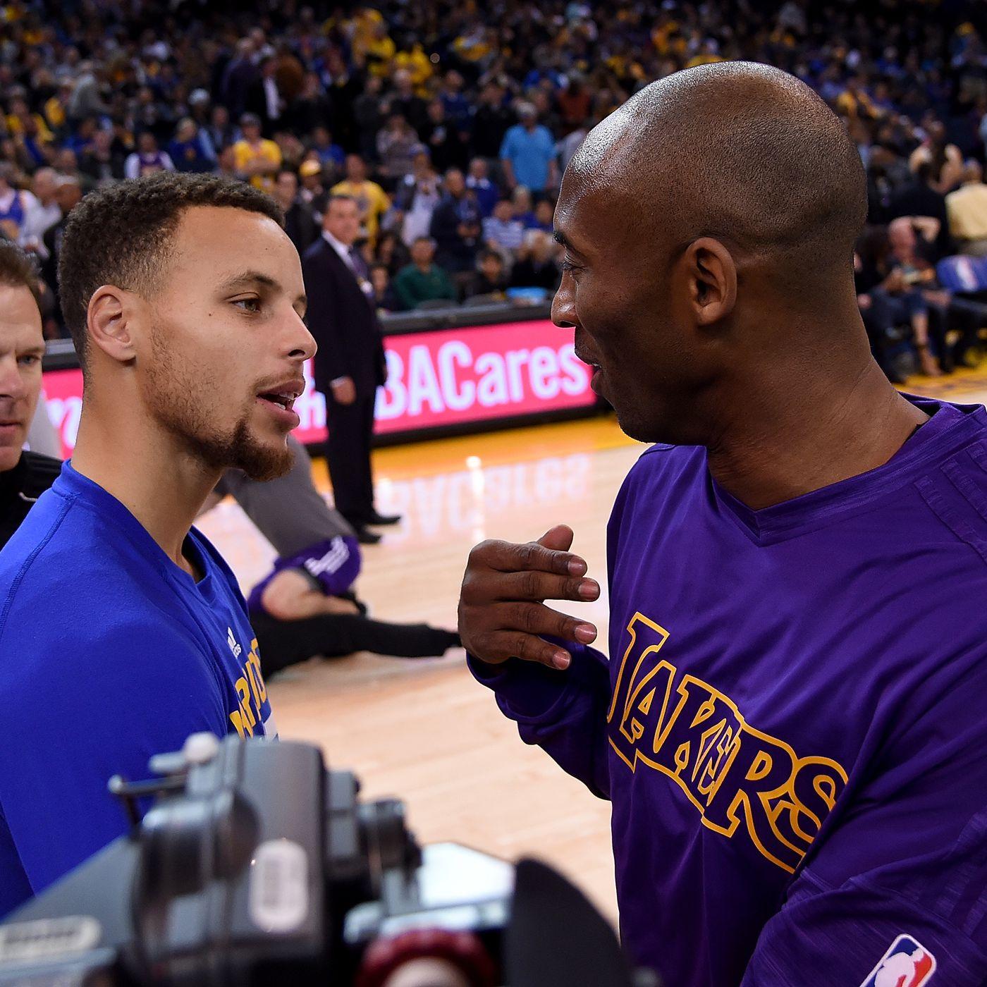 083e9b77dd0e Warriors news  Golden State will watch Kobe Bryant s jersey ...