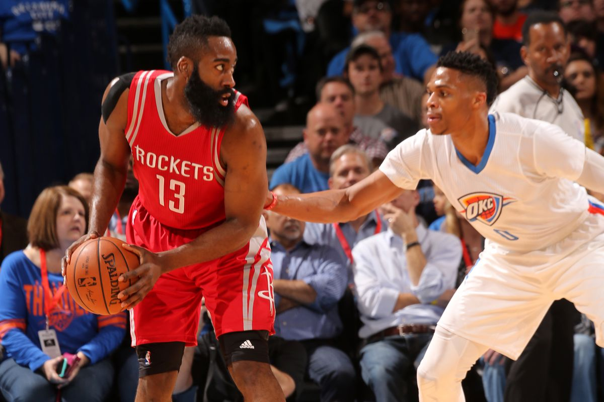 ff741e0dbf17 NBA MVP Rankings  Why James Harden s season is more impressive than Russell  Westbrook s