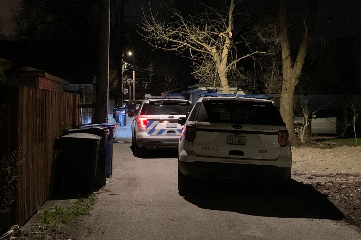 A man was fatally shot April 21, 2020, in the 10600 block of South Calhoun Avenue.