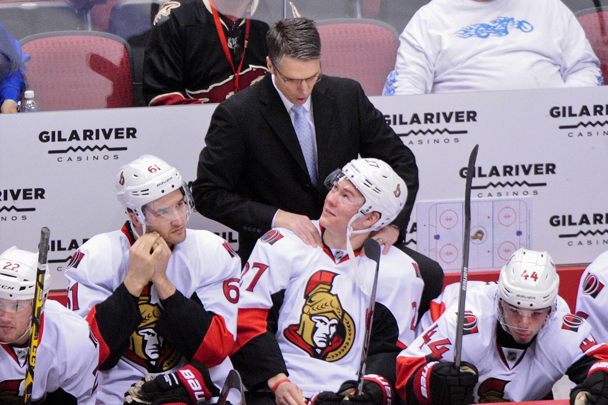 Stealing a page from Paul MacLean's book