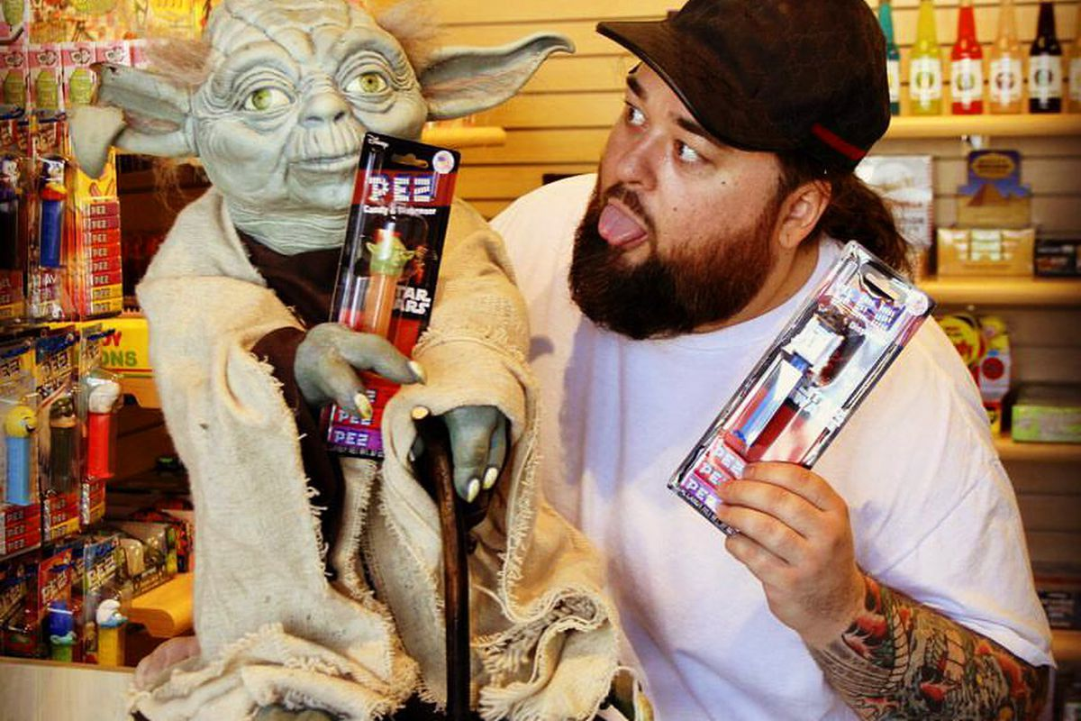 Pawn Shop Austin >> Chumlee's Candy on the Boulevard Debuts at Pawn Plaza - Eater Vegas