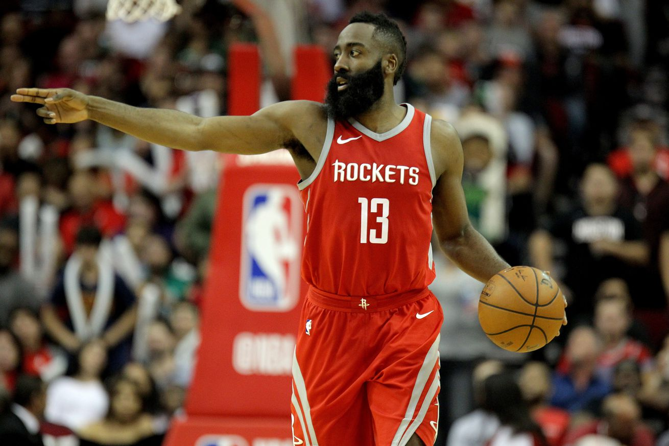 87494c4c8d95 James Harden  The Greatest Isolation Player of All Time  - The Dream ...