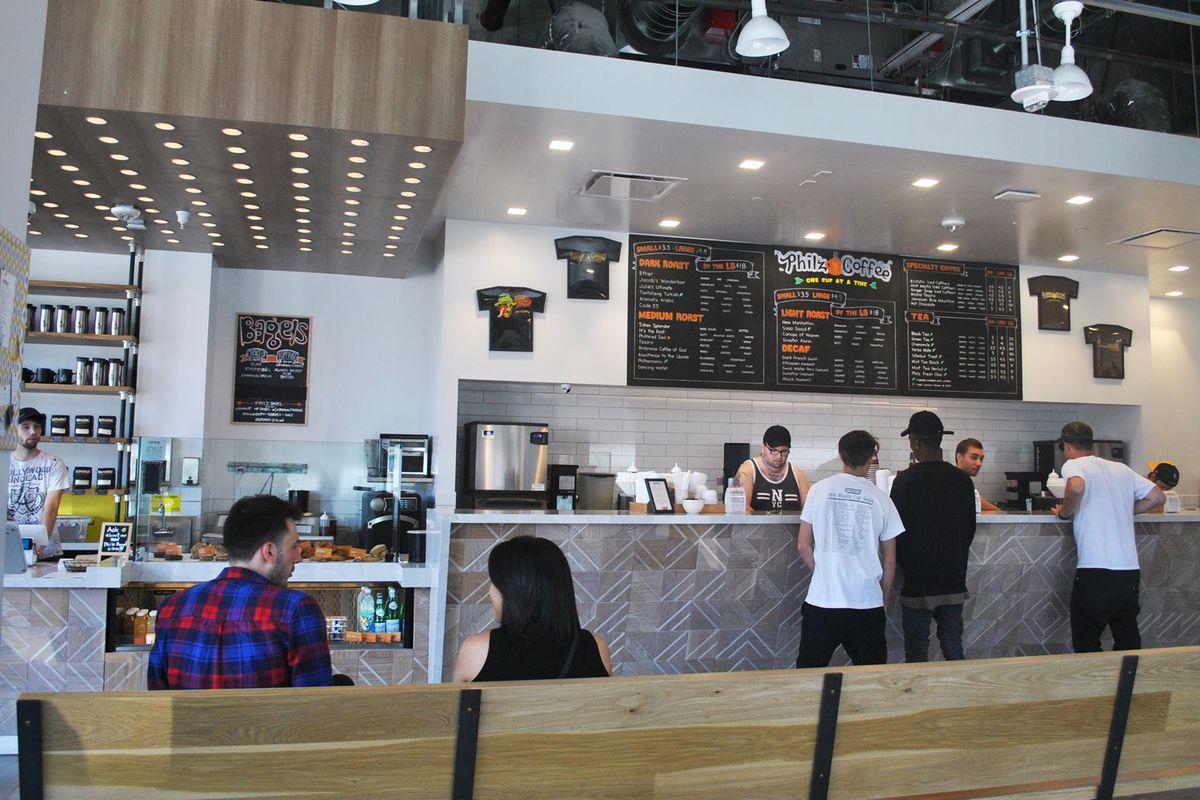Philz Coffee Hollywood