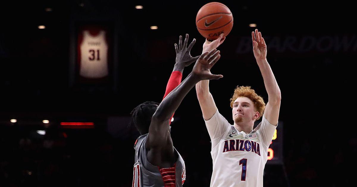 Nico Mannion key to Arizona solving shooting struggles