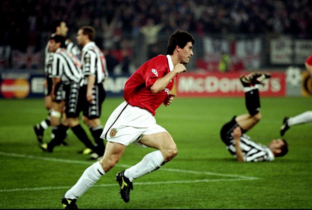 Champs League SF Roy Keane