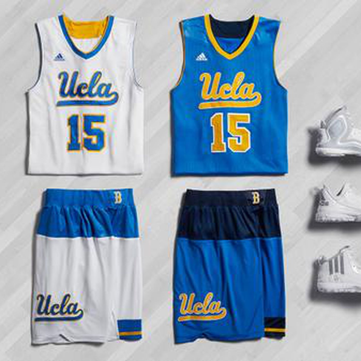 separation shoes 987d9 07e6f UCLA unveils new alternate basketball uniforms - Bruins Nation