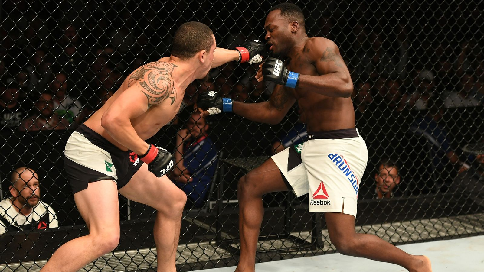 UFC 243 Video: Whittaker's Best Knockouts!