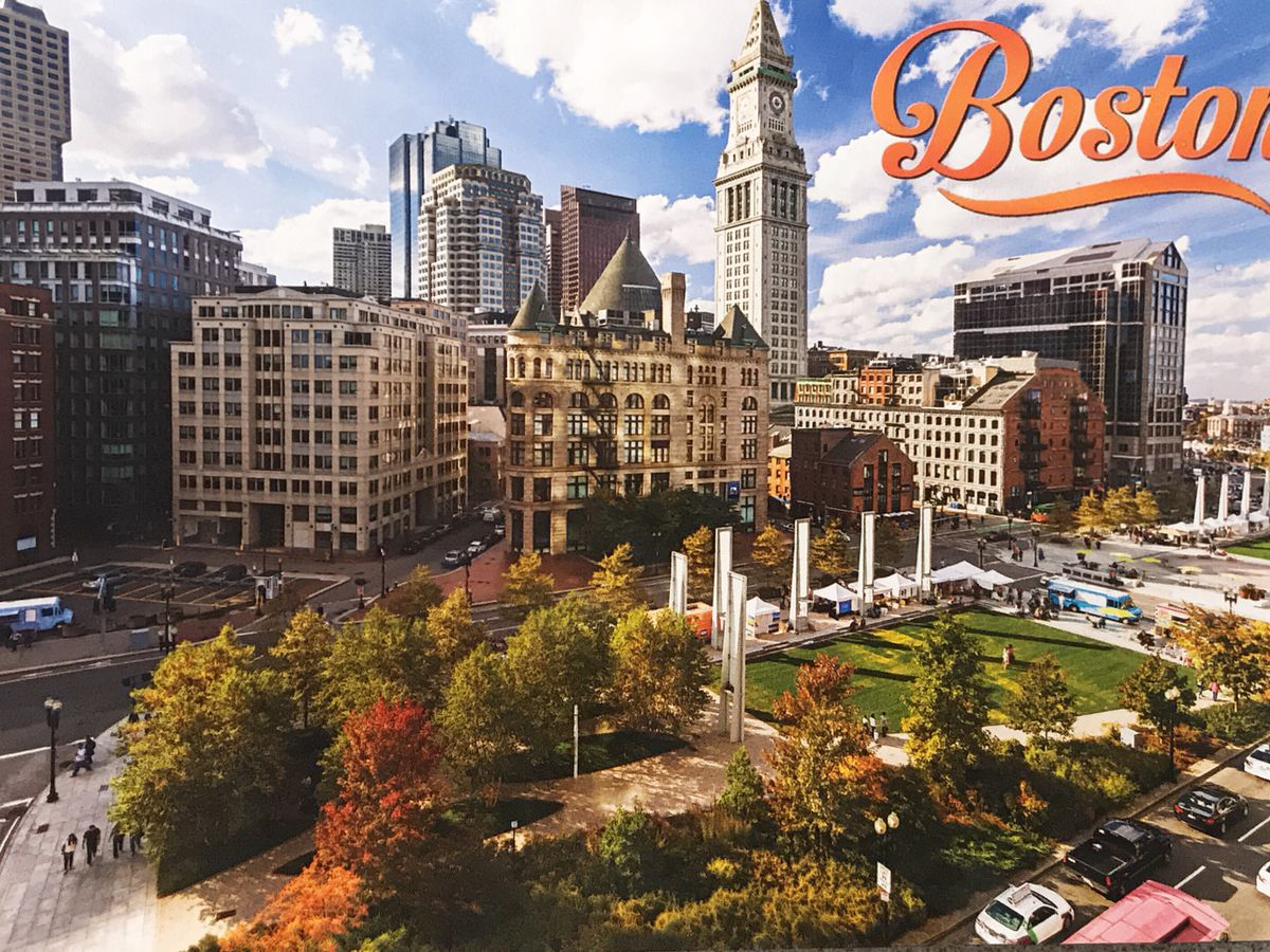 Boston\'s great weather: Where to enjoy it right now downtown