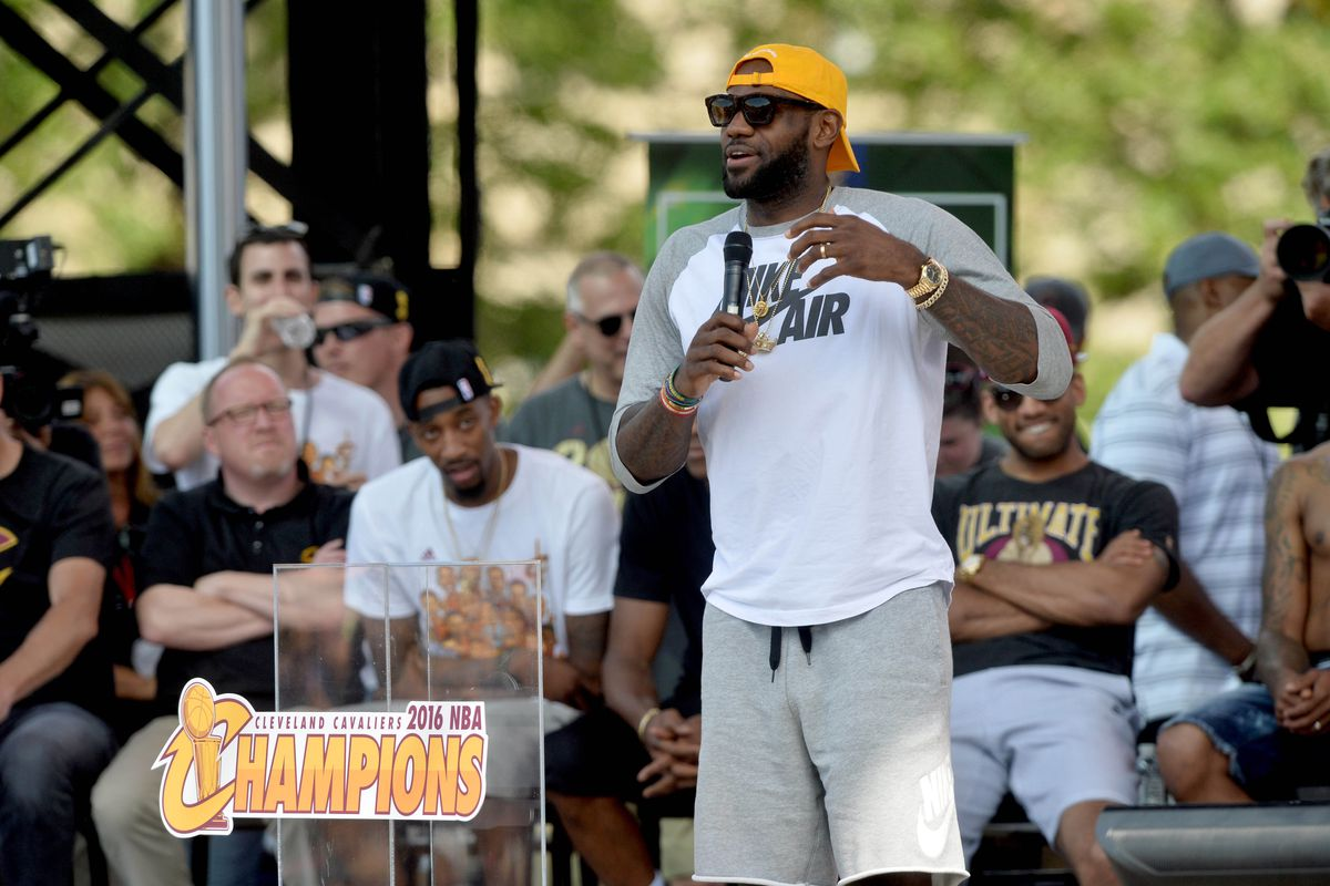 75ca138c2 A Spurs' eye view of the 2016-17 Cleveland Cavaliers - Pounding The Rock