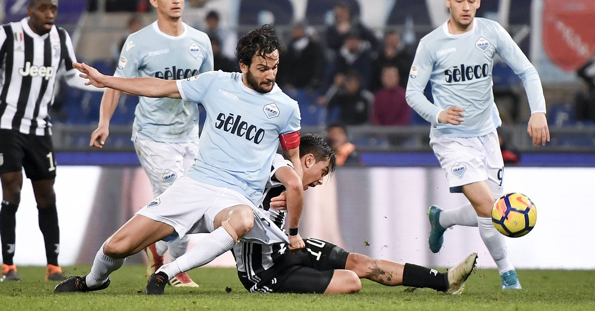 juventus vs lazio match preview time tv schedule and how to watch the serie a black. Black Bedroom Furniture Sets. Home Design Ideas